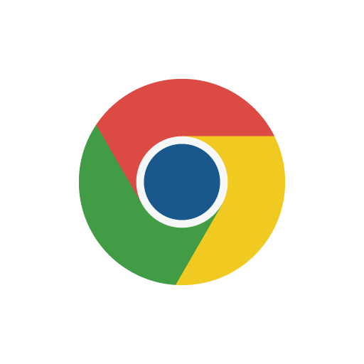 Google chromeアイコン